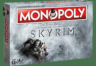 WINNING MOVES Monopoly Skyrim Brettspiel Mehrfarbig
