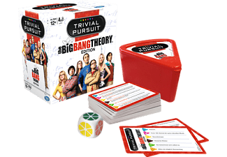WINNING MOVES Trivial Pursuit Big Bang Theory Trivial Pursuit, Mehrfarbig