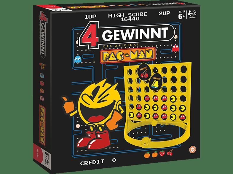 WINNING MOVES 4 Gewinnt Pac-Man Brettspiel, Mehrfarbig