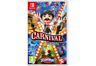Switch - Carnival Games /D