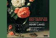 David Munderloh, Julian Behr, Silvia Tecardi - How the Rose did first grow red - Lieder [CD]