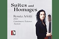 Renata Arlotti - Suites and Homages [CD]
