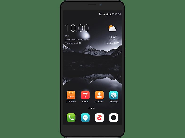 ZTE BLADE A530 16 GB Schwarz Dual SIM