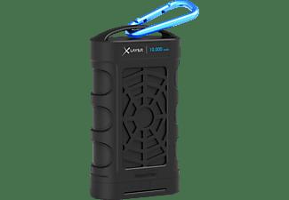 XLAYER PLUS Outdoor Powerbank 36.2 Wh (3.6V / 10.050 mAh) Schwarz