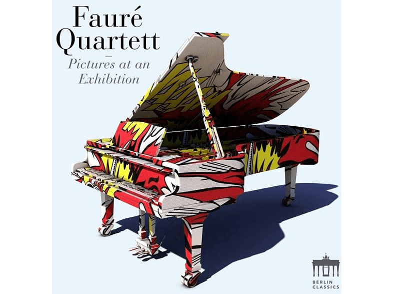 Quartett Faure - Pictures At An Exhibition [Vinyl]
