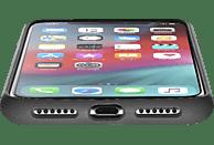 CELLULAR LINE SENSATION , Backcover, Apple, iPhone XS Max, Silikon, Schwarz