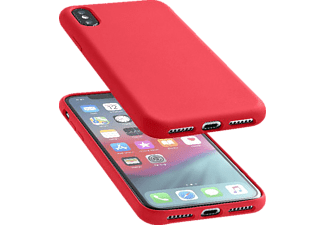 CELLULAR LINE SENSATION, Backcover, Apple, iPhone XS Max, Rot