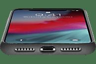 CELLULAR LINE SENSATION , Backcover, Apple, iPhone XR, Silikon, Schwarz