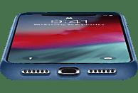 CELLULAR LINE  SENSATION , Backcover, Apple, iPhone XR, Silikon, Blau