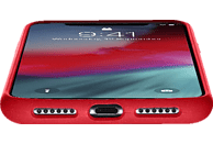 CELLULAR LINE  SENSATION , Backcover, Apple, iPhone XR, Silikon, Rot