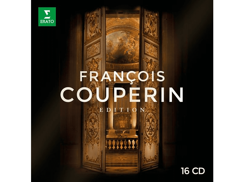 VARIOUS - Francois Couperin Edition [CD]
