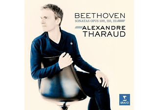 Alexandre Tharaud - Sonaten 30-32 - (CD + DVD Video)