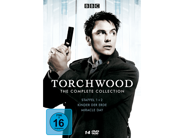 Torchwood - The Complete Collection [DVD]