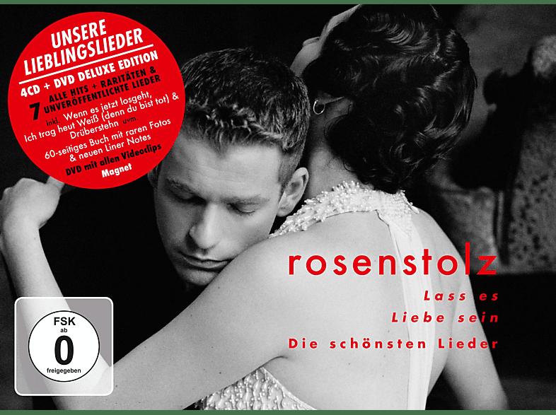 Rosenstolz - Lass es Liebe sein - die schönsten Lieder von Rosenstolz (Deluxe) [CD + DVD Video]