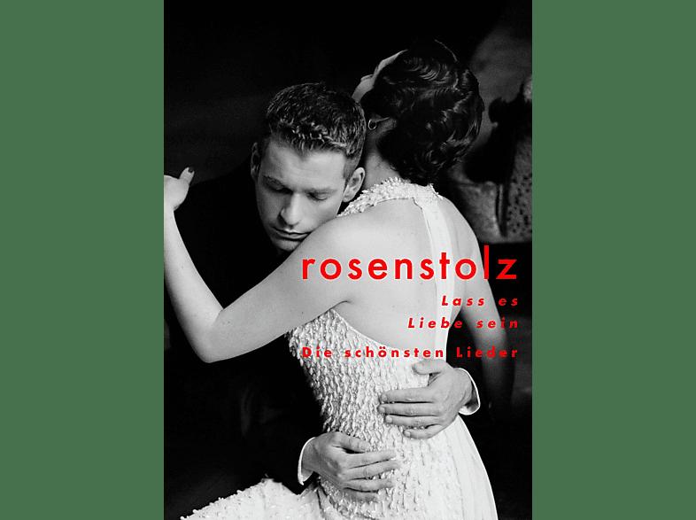 Rosenstolz - Lass es Liebe sein - die schönsten Lieder von Rosenstolz (Videos) [DVD]