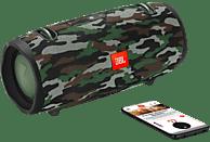 JBL Xtreme 2 Bluetooth Lautsprecher, Camouflage, Wasserfest