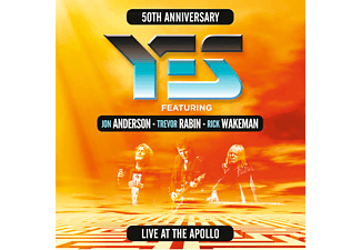 Yes - Live At The Apollo (2CD) - (CD)