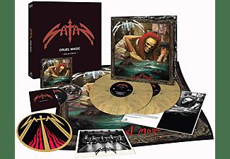 Satan - Cruel Magic  - (CD)