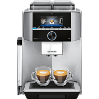 SIEMENS TI9575X1DE EQ plus Connect S700 Kaffeevollautomat Edelstahl