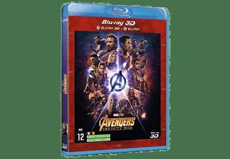 Avengers: Infinity War - 3D Blu-ray
