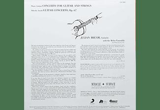 Julian Bream - Guitar Concertos  - (Vinyl)