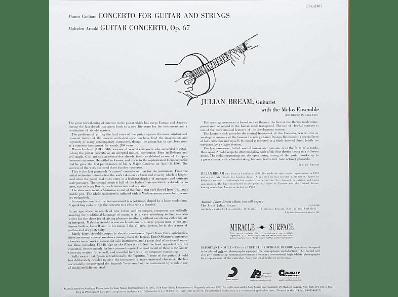 Julian Bream - Guitar Concertos [Vinyl]