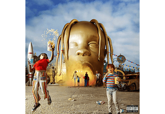 Travis Scott - ASTROWORLD  - (Vinyl)