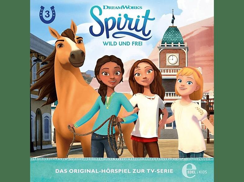 Spirit - Spirit (3) - Ein Pferd Für Turo - Original Hörspiel zur TV-Serie - (CD)