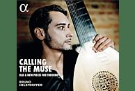 Bruno Helstroffer, Rosemary Standley, Michel Godard, Emel Evci - Calling The Muse [CD]