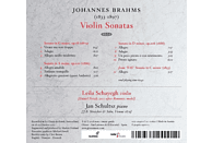 Leila Schaye, Jan Schultsz - VIOLIN SONATAS [CD]