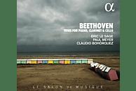 Paul Meyer, Eric Le Sage, Claudio Bohorquez - Trios for Piano, Clarinet & Cello [CD]