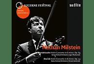 Nathan Milstein, Swiss Festival Orchestra - Violin Concertos [CD]