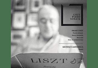 Michele Campanella - Stücke für Klavier-Ballade 2/+  - (CD)