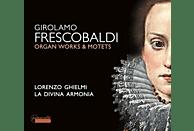 Lorenzo Ghielmi, La Divina Armonia - ORGAN WORKS & MOTETS [CD]