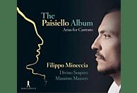 Filippo Mineccia - ARIAS FOR CASTRATO [CD]