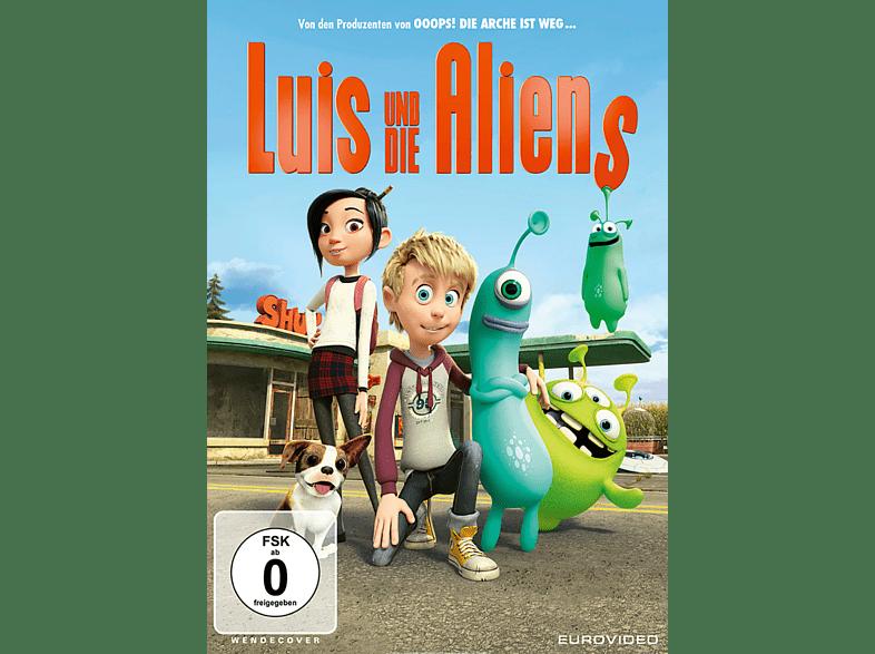 Luis und die Aliens [DVD]