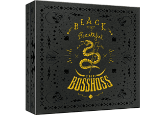 The BossHoss - Black Is Beautiful (Limited Super Deluxe Fanbox)  - (CD + DVD Video)
