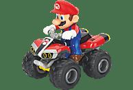 CARRERA RC Mario Kart(TM),  Mario  - Quad RC Rennauto, Mehrfarbig