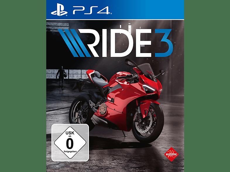 RIDE 3 [PlayStation 4]