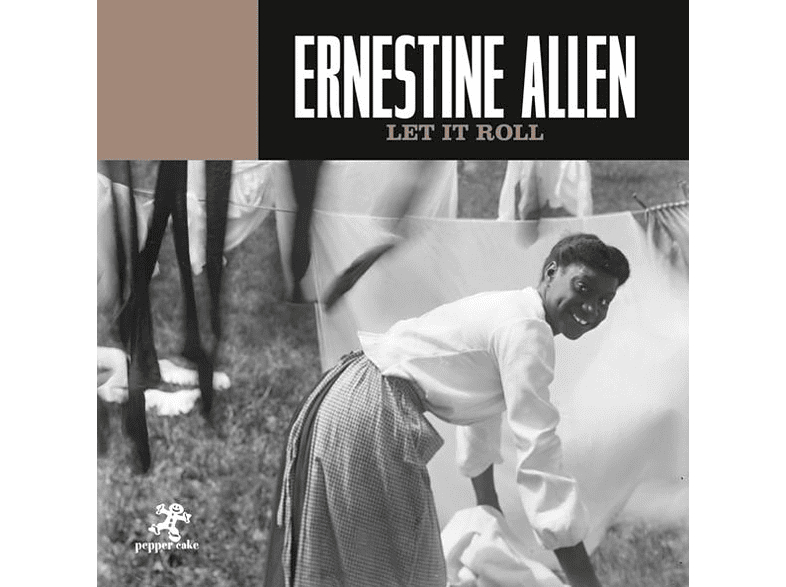 Ernestine Allen - Let It Roll [CD]