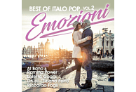 VARIOUS - Emozioni-Best Of Italo Pop Vol.2 [CD]