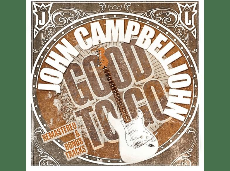 John Campbelljohn - Good To Go (Remasted+Bonus Tracks) [CD]