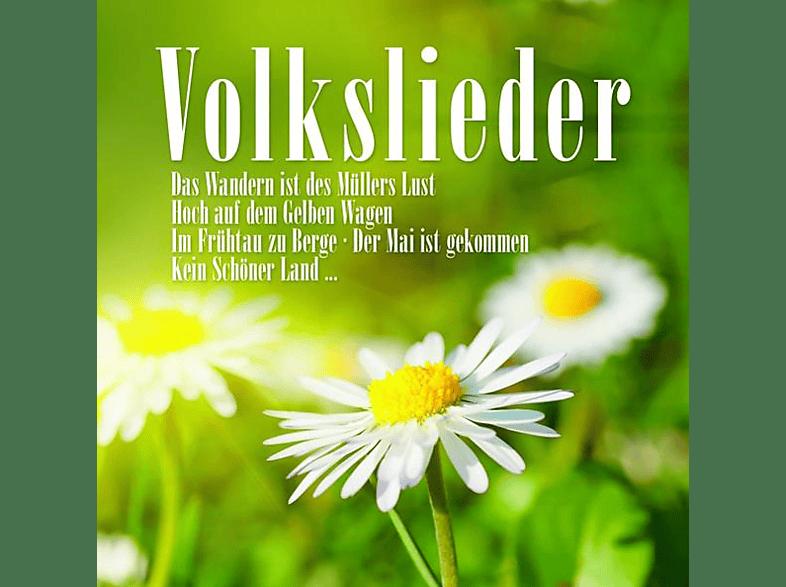 VARIOUS - Volkslieder [CD]