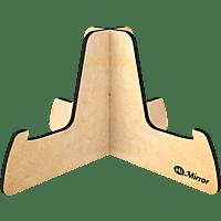 HIMIRROR BM608ACCTBH für Himirror Plus+ Ständer Hellbraun