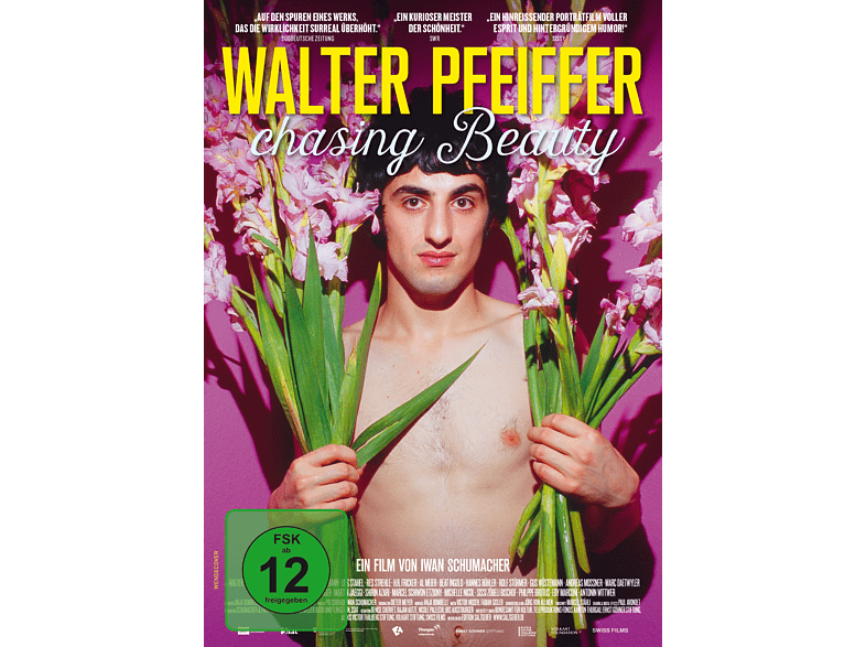 Walter Pfeiffer - Chasing Beauty [DVD]