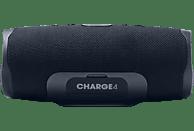 JBL Charge 4 Bluetooth Lautsprecher, Schwarz, Wasserfest