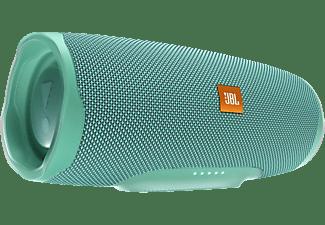 JBL Charge 4 Bluetooth Lautsprecher, Türkis, Wasserfest