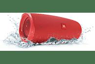 JBL Charge 4 Bluetooth Lautsprecher, Rot, Wasserfest