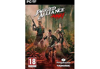 PC - Jagged Alliance: Rage! /D