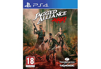 PS4 - Jagged Alliance: Rage! /D